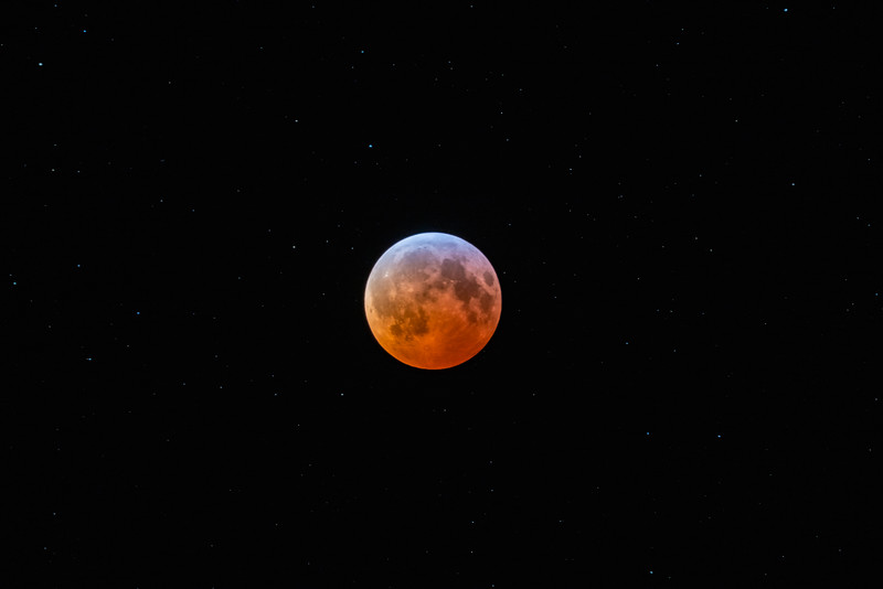 Super Wolf Blood Moon 2019.01.20