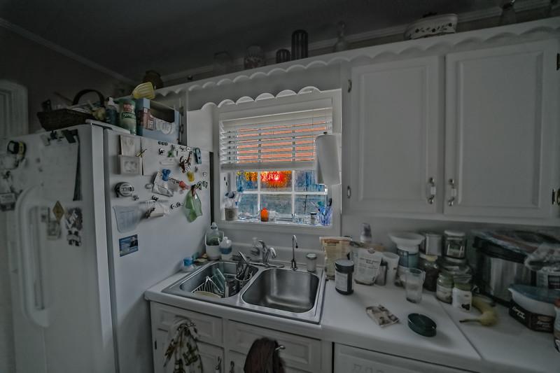 Kitchen Sunrise