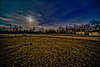 Moon over Pasture