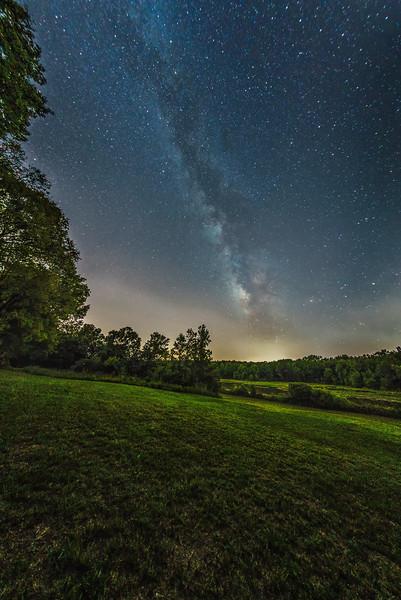 Universe in the Backyard