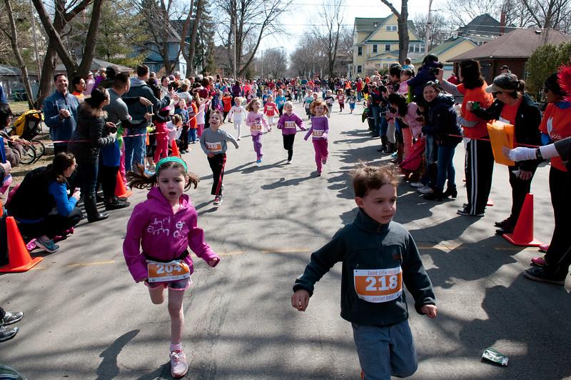 2014 Girls on the Run Chicago 5K
