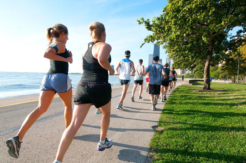 2012 CARA Marathon Training Program