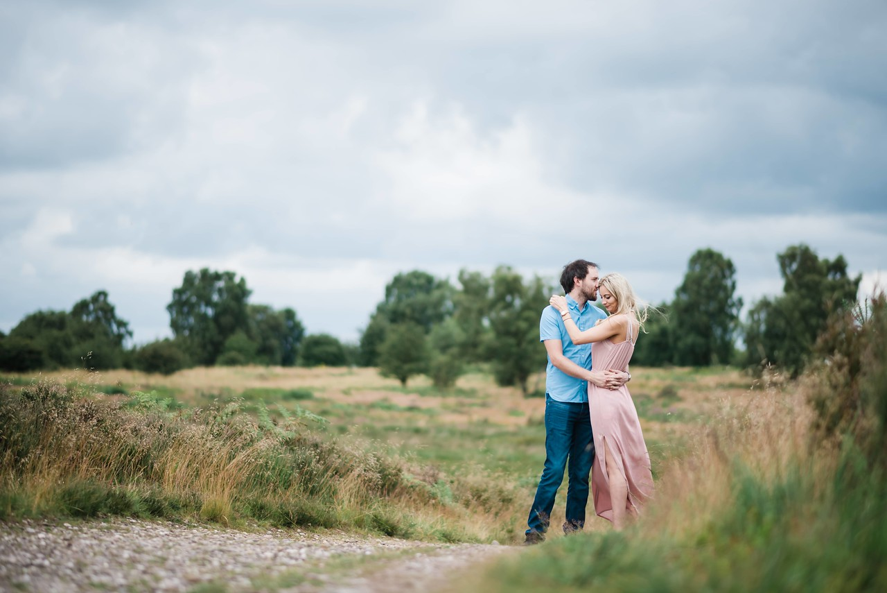 Cannock Chase, Staffordshire. Couples and Wedding Photography
