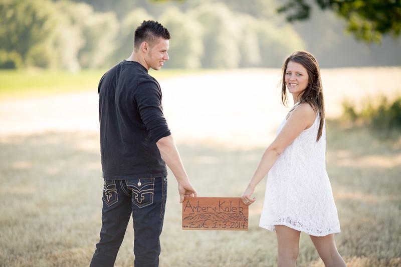 Amber and Kaleb-