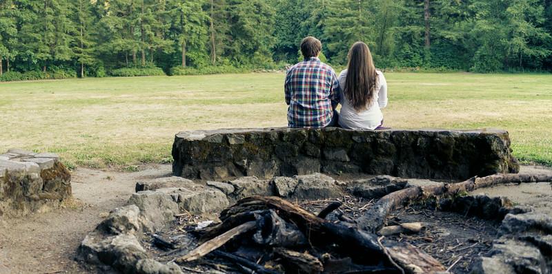 Sara and Ben-