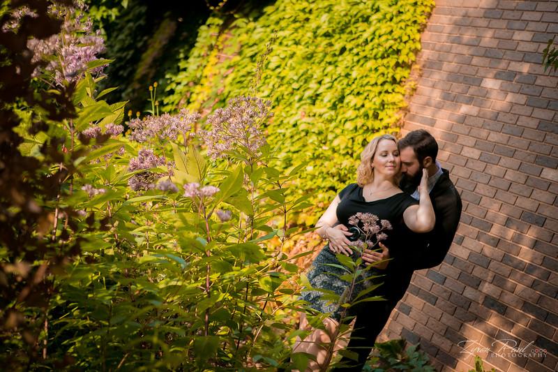 Aron + Nicole E-session