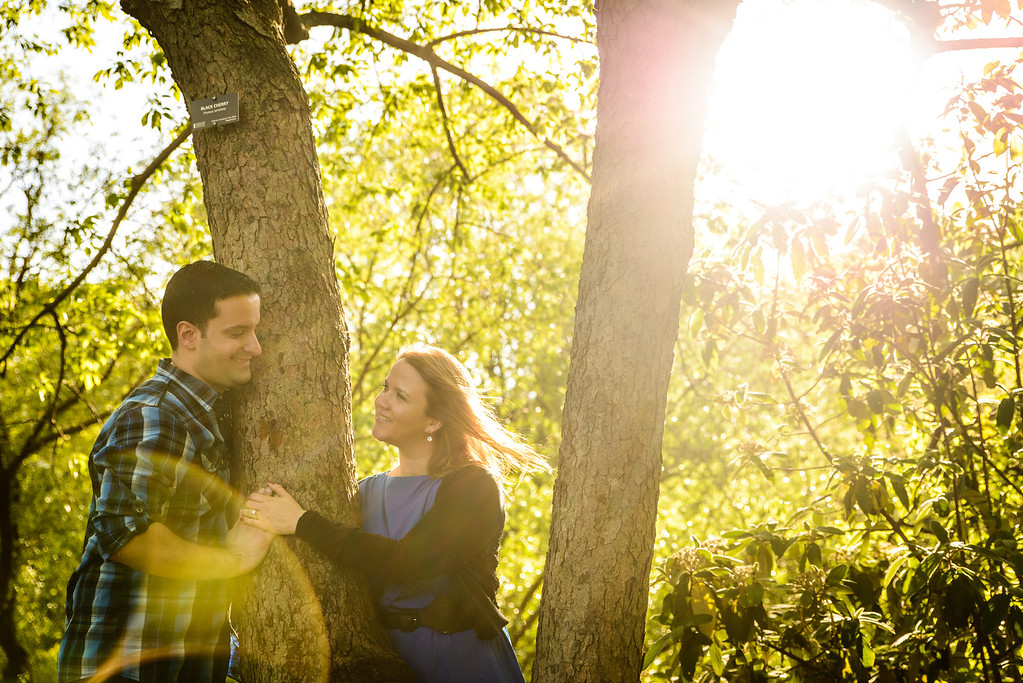 Renee and Danny's Engagement Shoot