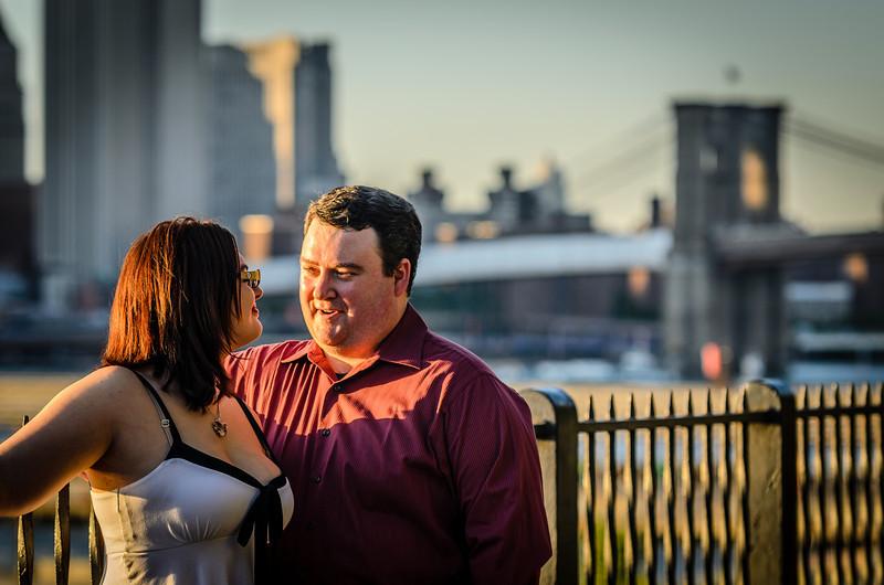 Brian and Nicole - 10/8/2012