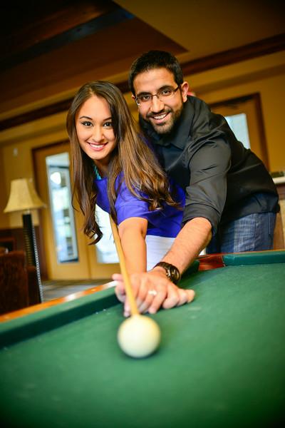 Engagement Shoot    Vick & Kamal   Sterling, VA