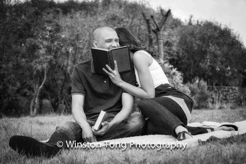Charis & Jose's Engagement at Thaba Ya Batswana