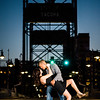 City of Tacoma Bridge Night Engagement