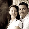 Elizabeth and Julio