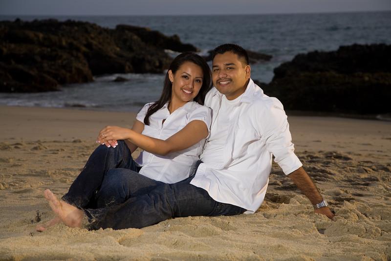Elizabeth and Julio