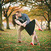 Waterfront Park Portland Engagement Session