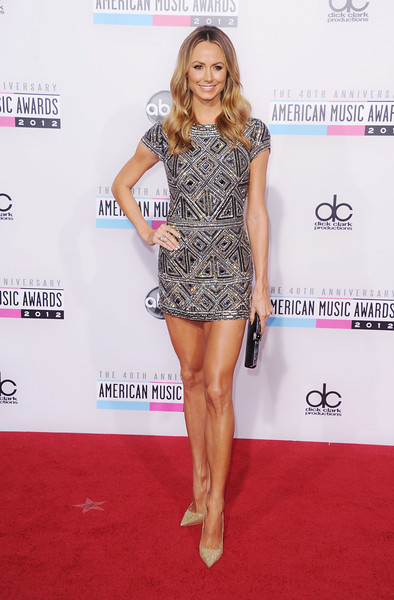 LOS ANGELES, CA - NOVEMBER 18: Stacy Keibler at The 40th Annual American Music Awards at The Nokia Theater LA Live, in Los Angeles, California. November 18, 2012. Photo by: RD / Winn / Retna Ltd.