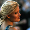 """Maggie Grace, who plays Shannon o ABC's series """"Lost"""" on the red carpet for the sneak preview on Waikiki Beach in Honolulu Wednesday, Sept. 14, 2005.  She also appeared in Taken as Liam Neilson's daughter , Twilight and upcoming broadway show """"Picnic'  (AP Photo/Lucy Pemoni"""