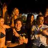 Jonah Hill and Jason Segel on the set of Forgetting Sarah Marshall at Ko'olina Resort for USA Today
