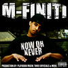 M-Finiti CD cover (photo by Kathryn Jones)
