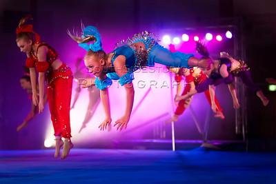Adelaide Fringe Festival - 2011 - Acrobatics Performance, Adelaide, South Australia, Australia