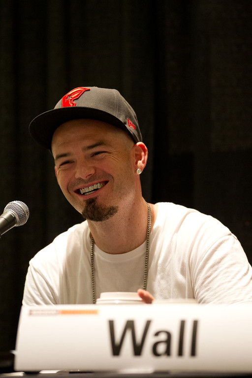 "Paul Wall on the ""Feel Rich: Health is the New Wealth"" panel at SXSW Interactive 2012.<br /> 3/10/2012.<br /> <br /> ©Hutton Supancic/ WireImage"
