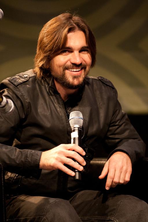 Juanes at SXSW Interactive 2012.<br /> 3/16/2012.<br /> <br /> ©Hutton Supancic/ WireImage