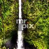 Water fall on the big Island, Hawaii