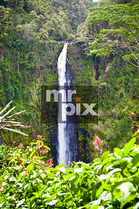 Waterfalls of  the Big Island