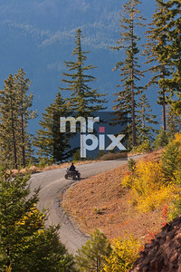 Quad Runner in Eastern Washington, during  Autumn - Lifestyle captured by Michael Moore | MrPix.com