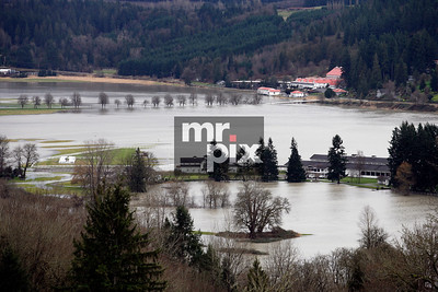 Carnation and the Snoqualmie Valley Flood - Camp Korey, shot on 1/17/2011