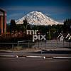 Mount Rainier - Urban Landspaces by Michael Moore Photography - MrPix.com