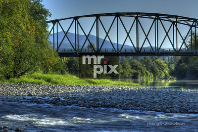 Tolt and the Snoqualmie Rivers - landscapes