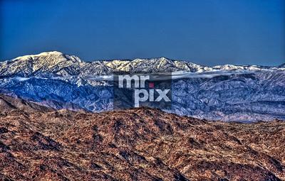 Desert & Snowcaps Mtn