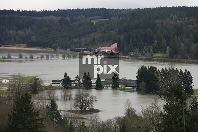 Environment - flooded Snoqualmie Valley