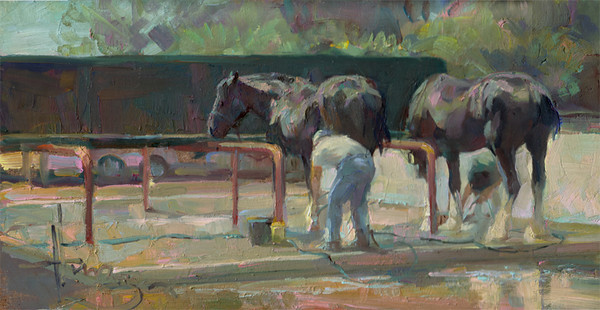 Cleaning Chrome 7x14 PRIVATE COLLECTION