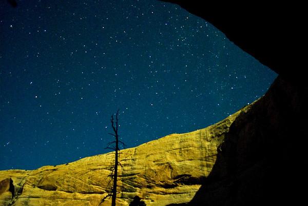 Starry Night, Death Hollow, Utah