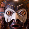 Native Mask, British Columbia