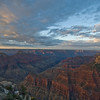 North Rim Sunrise, Grand Canyon National Park, Arizona.