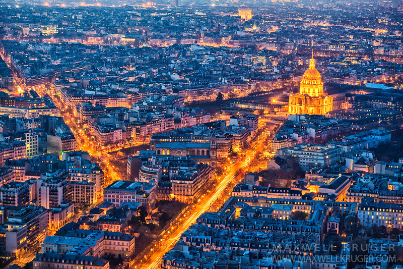 Les Invalides<br>Paris, France