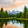Schwabacher Landing<br>Grand Teton National Park