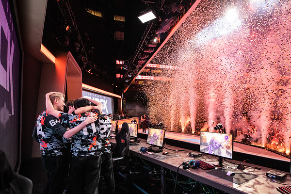 San Francisco Shock wins