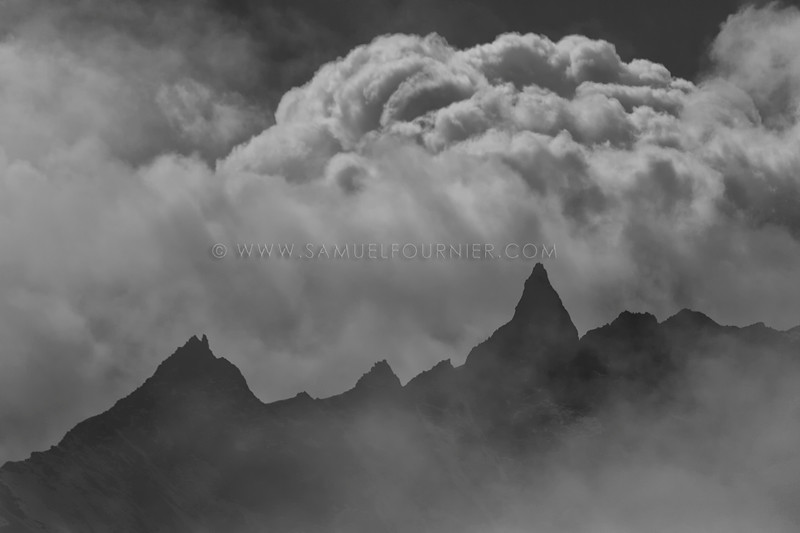 Val d'Hérens - Valais - Juillet 2014