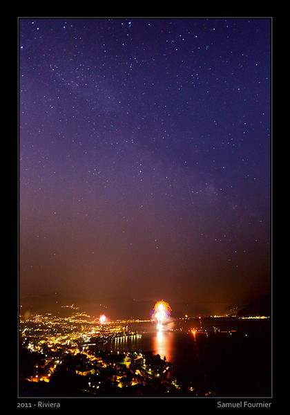 Riviera - Vaud - Août 2011
