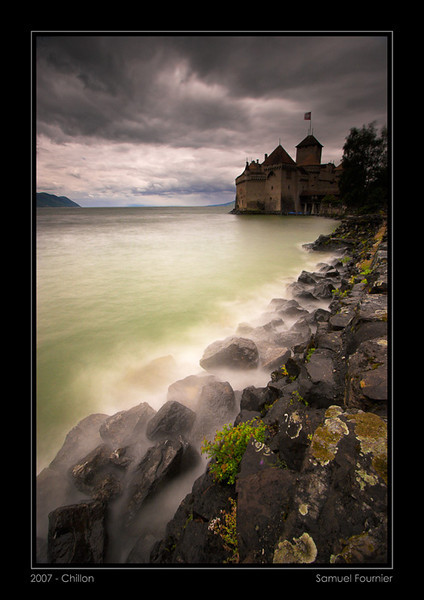 Chillon - Vaud - Juin 2007