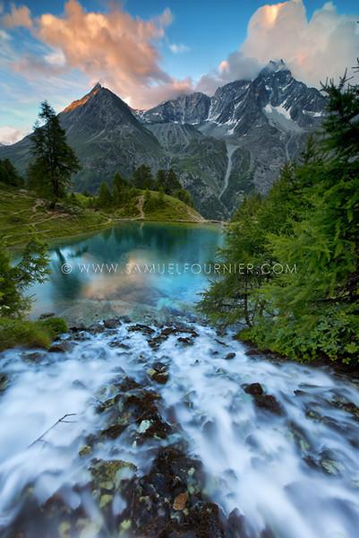 Lac Bleu - Valais - Juillet 2013
