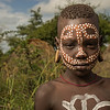 The Mursi Child (Omo Valley, Ethiopia)