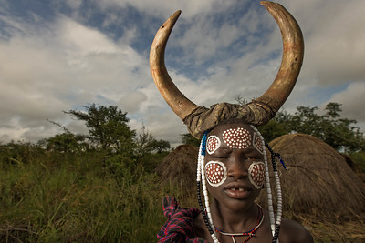 The Mursi Young (Omo Valley, Ethiopia)