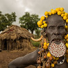 The Mursi Elder (Omo Valley, Ethiopia)