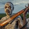 The Kara Warrior from Kolcho (Omo Valley, Ethiopia)