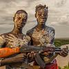 The Kara Brothers from Kolcho (Omo Valley, Ethiopia)