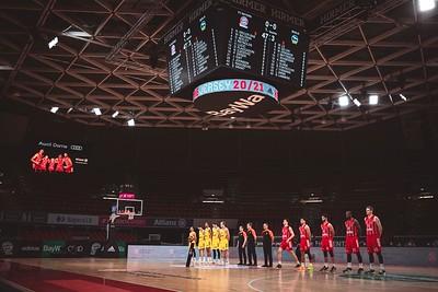 FC Bayern Muenchen Basketball - ALBA Berlin, // Basketball Euroleague